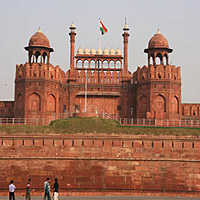 Full day city tour of Old and New Delhi by private vehicle