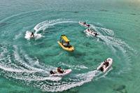 Rock 'n Roll Snorkel and Sightseeing Safari of St Maarten