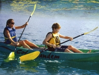 St Maarten Kayak Hire