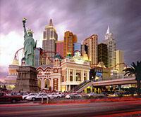 Anaheim to Las Vegas Luxury Transfer Service