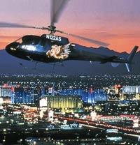 Vegas Night Strip Helicopter Flight