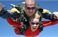 Vegas Tandem Skydive