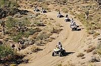 ATV Hidden Valley Primm Tour