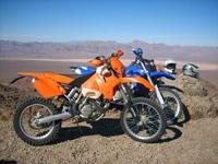 Extreme Motorcycle (Dirt Bike) Hidden Valley Primm