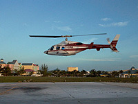 Nassau Airport to Paradise Island Helicopter Transfer