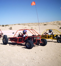 Mini Baja Buggy Tour