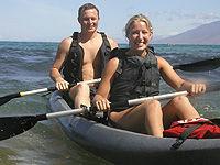 Discover Honolua Bay Kayak Tour