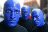 Blue Man Group at the Venetian Resort Casino