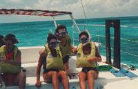 The Reef Express - Reef Snorkeling