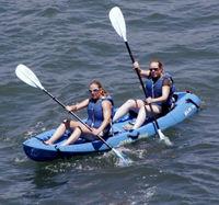 Mission Bay Kayak Tour
