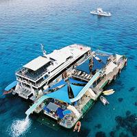 Bali Hai Lembongan Island Reef Cruise