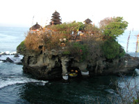 Monkey Forest, Mengwi Temple and Tanah Lot