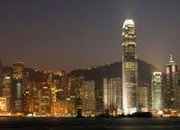 Hong Kong by Night at Revolving 66 Restaurant and Junk Cruise