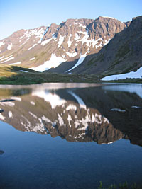 Day Hikes on Alaskan Backcountry Trails