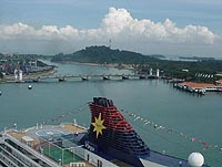 Singapore Airport to Cruise or Ferry Port Transfer