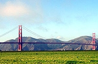 San Francisco - The Marina - MP3 Audio Walking Tour
