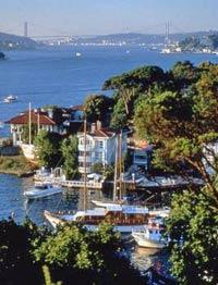 Half Day Bosphorus Cruise and Egyptian Bazaar