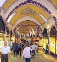 Half Day Imperial Istanbul - St Sophia, Grand Bazaar, Arts Museum