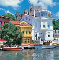 Private Half Day Bosphorus Cruise and Egyptian Bazaar