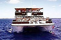 Robinson Crusoe Beach Party and Bahama Snorkel Cruise
