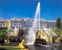 Private Half Day Tour of Peterhof (Petrodvorets)