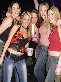 Ladies Only - One Pass VIP Nightclub Card