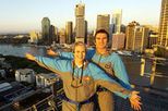 Brisbane Story Bridge Climb and Koala Sanctuary Tour