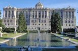 Madrid City Sightseeing and Royal Palace Tour