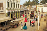 Ballarat and Sovereign Hill Day Tour with Optional Wildlife Park from Melbourne