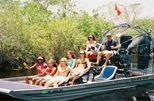 Kennedy Space Center and Airboat Ride