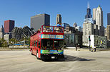 5% Off Chicago City Hop-on Hop-off Tour by Viator
