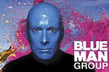 Blue Man Group Show at Universal Orlando® Resort