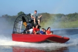 Airboat Ride on the Everglades