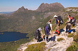 7-Day Cradle Mountain Overland Track Walking Expedition from Launceston