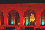 Light and Sound Show at Red Fort in Delhi by private vehicle
