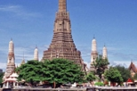 Chao Phraya River and Bangkok Waterways Cruise including Wat Arun, Bangkok tour