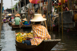 Floating Market Bangkok Tour