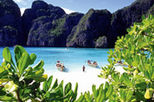 Krabi to Phi Phi Islands by Speedboat, Thailand tour