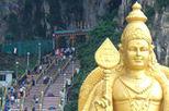 Batu Caves and Suburbs of Kuala Lumpur