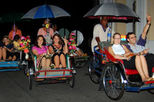 Georgetown by Night with Trishaw Ride, Penang nite tours