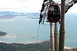 Oriental Village and Cable Car Ride from Langkawi Island, tour of Langkawi, Gunung Mat Cincang