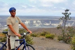 Kilauea Volcano and Wine Tasting Bike Tour