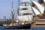 Sydney Harbour Tall Ship Barbeque Lunch Cruise