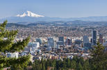 Portland Sightseeing Tour Including Columbia Gorge Waterfalls